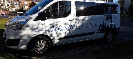 Mietwagen für 9 Personen inklusive Fahrer