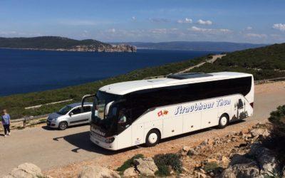 Setra 515 HD Busreisen