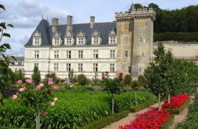 Loire-Schlösser Chateau Villandry