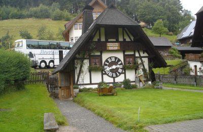 Schwarzwald Titissee Kuckusuhr