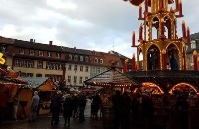 Heidelberg Weihnachtsmarkt Rüdesheim