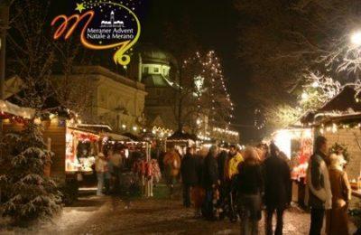 Meran Weihnachtsmarkt Südtirol