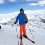 Skifahren Impressionen