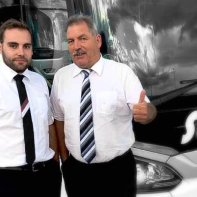 Straubhaar Busreisen Team